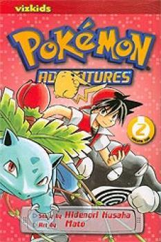 Pokemon adventure vol 02 GN