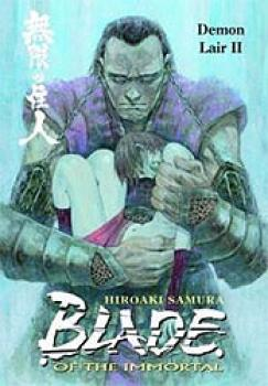 Blade of the immortal vol 21 Demon's lair II GN