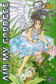 Ah my Goddess tome 37