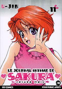 Journal intime de Sakura, le tome 11