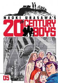20th century boys vol 05 GN