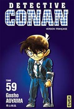 Detective Conan tome 59