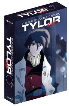 Irresponsible Captain Tylor OVA Thinpack Complete Collection DVD