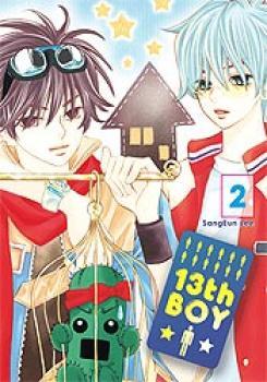 13th Boy vol 02 GN