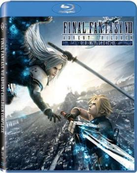 Final Fantasy Advent Children Complete Blu-ray