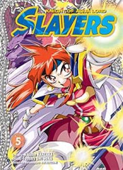Slayers - Knight of Aqua Lord tome 05