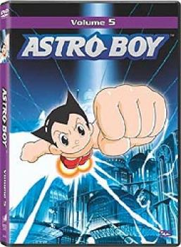 Astro boy vol 05 DVD