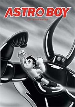 Astro boy: The Beginning DVD