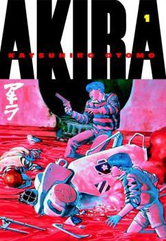 Akira book 01 GN