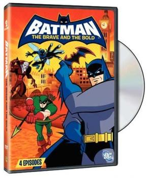 Batman Brave and the Bold vol 02 DVD