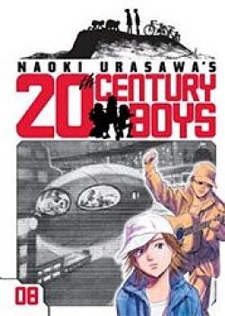 20th century boys vol 08 GN