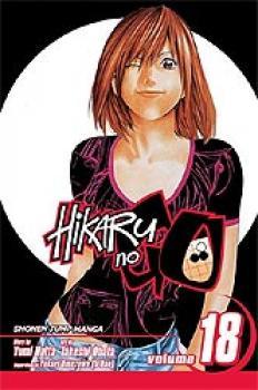 Hikaru no go vol 18 GN