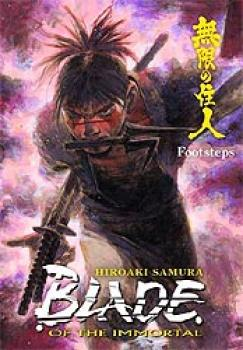 Blade of the immortal vol 22 Footsteps GN
