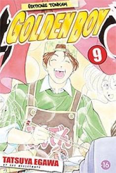 Golden boy tome 09