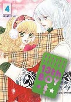 13th Boy vol 04 GN