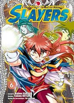 Slayers - Knight of Aqua Lord tome 06