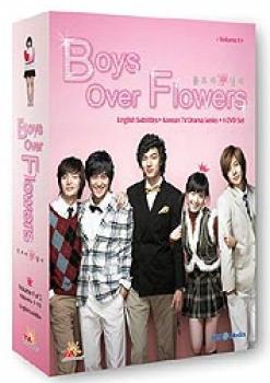 Boys over Flowers Complete Collection Part 01 DVD box set
