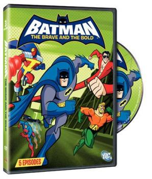 Batman Brave and the Bold vol 03 DVD