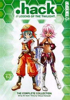 .Hack//Legend of the Twilight Complete Collection GN