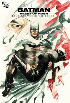 BATMAN: HEART OF HUSH (TRADE PAPERBACK)