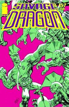 SAVAGE DRAGON #157