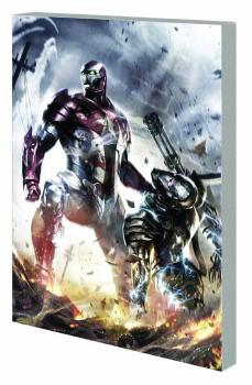 WAR MACHINE TP VOL 02 DARK REIGN