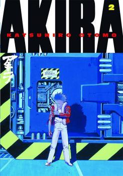 Akira book 02 GN