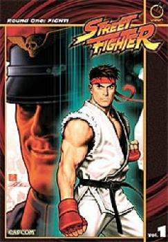 Street Fighter vol 01 Round One FIGHT! GN New edition