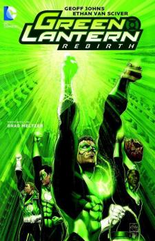 GREEN LANTERN: REBIRTH (NEW EDITION) (TRADE PAPERBACK)