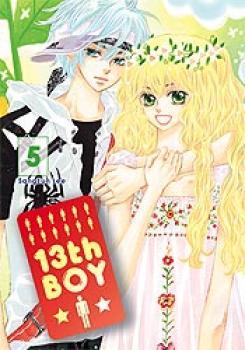 13th Boy vol 05 GN