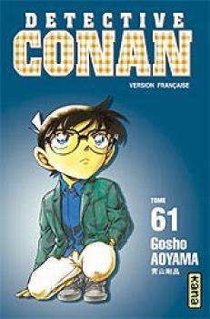 Detective Conan tome 61