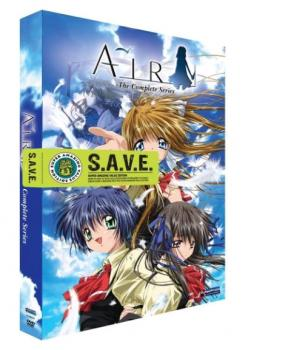 Air TV Complete Collection (S.A.V.E.) DVD