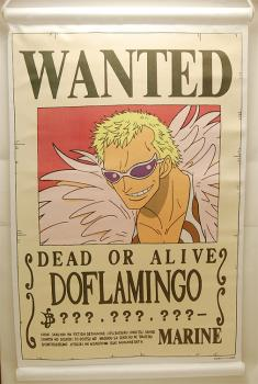 One piece Tehaisho/Wanted tapestry - Doflamingo