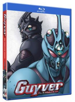 Guyver (2005) Complete Collection Blu-Ray