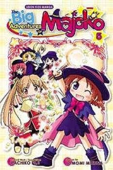 Big adventures of Majoko vol 05 GN