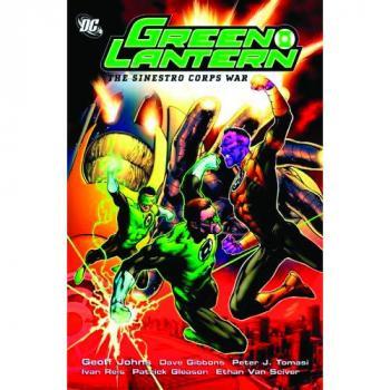 GREEN LANTERN SINESTRO CORPS WAR TP VOL 02