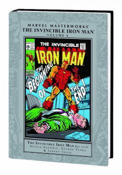 MMW INVINCIBLE IRON MAN HC VOL 06