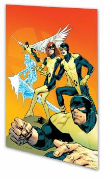 X-MEN FIRST CLASS TP MUTANT MAYHEM