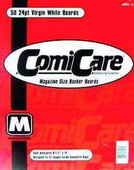 COMICARE MAGAZINE BOARDS (50)
