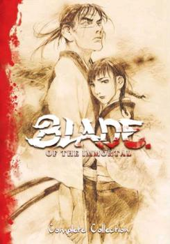 Blade of the Immortal Complete collection DVD