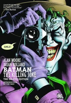BATMAN: THE KILLING JOKE SPECIAL EDITION (HARDCOVER)