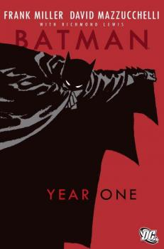 BATMAN: YEAR ONE DELUXE (TRADE PAPERBACK)