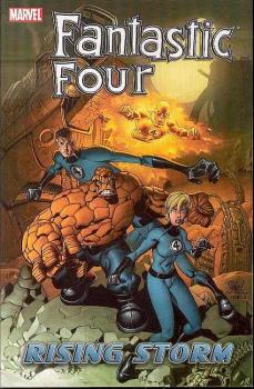 FANTASTIC FOUR TP VOL 06 RISING STORM