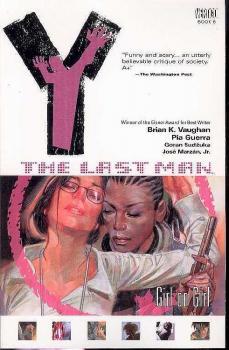 Y THE LAST MAN VOL. 06: GIRL ON GIRL (MR) (TRADE PAPERBACK)