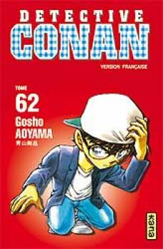 Detective Conan tome 62