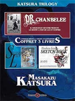 Masakazu Katsura Trilogy Coffret