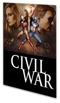 CIVIL WAR FANTASTIC FOUR TP