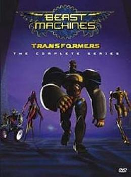 Transformers Beast Machines Complete Collection DVD Box Set