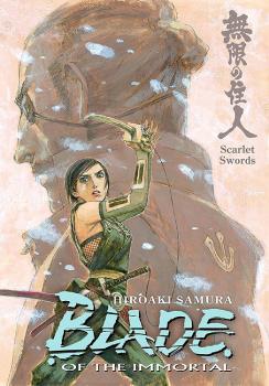 Blade of the immortal vol 23 Scarlet Swords GN