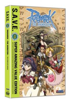 Ragnarok the Animation Complete Collection (S.A.V.E.) DVD Box Set